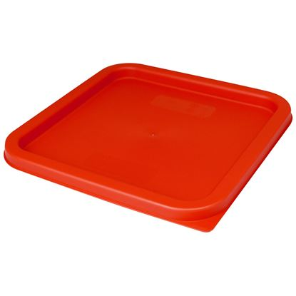 Picture of RED LID FOR ABS CONTAINER 7lt