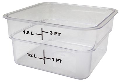 Picture of CLEAR STORAGE CONTAINER 2lt