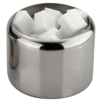 Picture of EVERYDAY S.ST SUGAR BOWL  10oz 0.3ltr