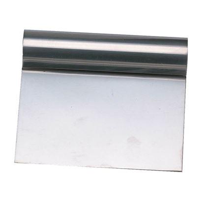 Picture of DOUGH SCRAPER 12.5cm X 11.5cm 5in X 4.5in