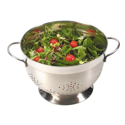 Picture of COLANDER SATIN WIRE HANDLES 21.5cm 8.5in