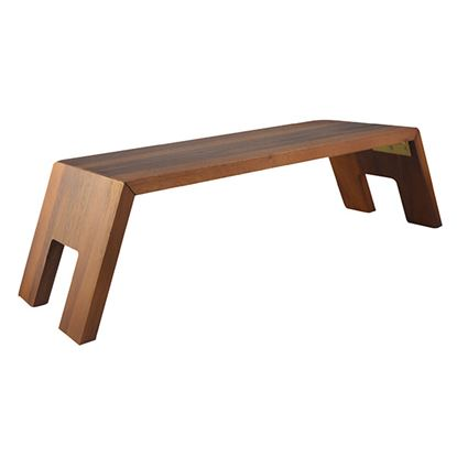 Picture of ACACIA WOOD FOLDING DISPLAY STAND 49cm