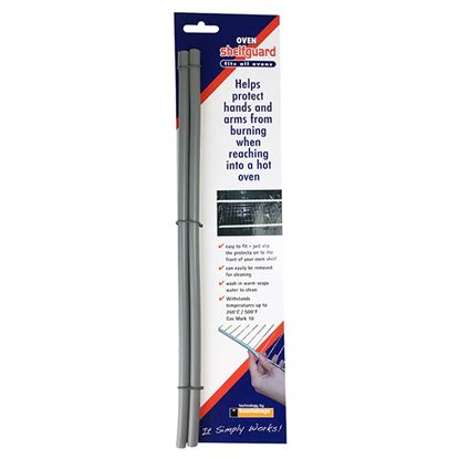 Picture of OVEN SHELF GUARD PACK 2  14in LINERS