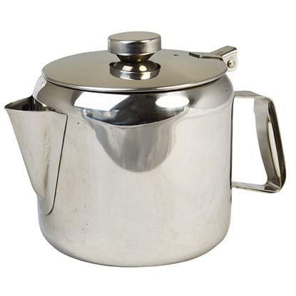 Picture of SUNNEX EVERYDAY S.STEEL TEAPOT  32oz 1ltr