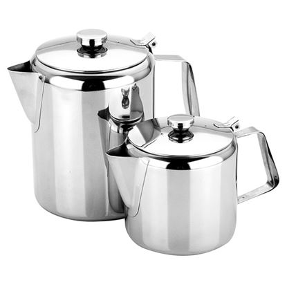 Picture of SUNNEX EVERYDAY S.STEEL TEAPOT  12oz 0.3ltr