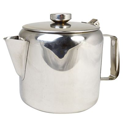 Picture of SUNNEX EVERYDAY ST.STEEL TEAPOT  70oz 2ltr