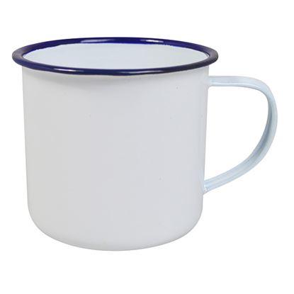 Picture of ENAMEL ESPRSSO CUP Diam 5.3cm 2in  3.5oz 100ml