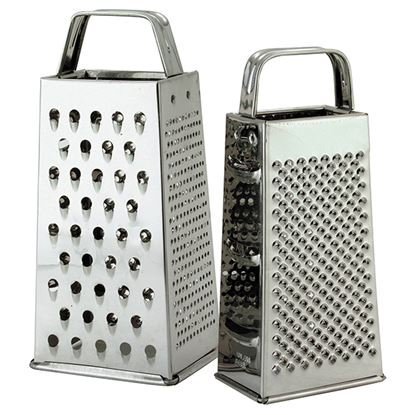 Picture of GRATER  4-WAY St St  20cm 8in