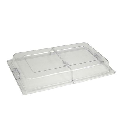Picture of PC HINGED LID FOR 1/1 CHAFERS OR RATTAN BASKET