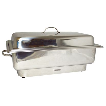 Picture of SUNNEX DELUXE ELECTRIC CHAFER 1/1 PAN 100mm
