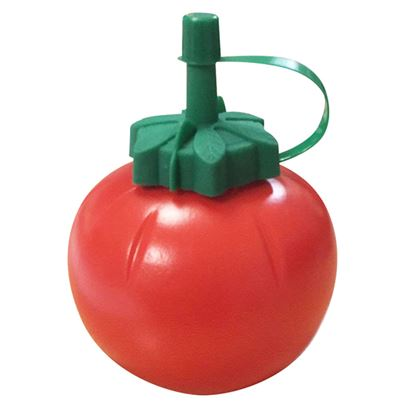 Picture of TOMATO SHAPED SAUCE BOTTLE 375ml