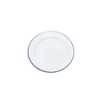 Picture of ENAMEL ROUND PLATE 24cm