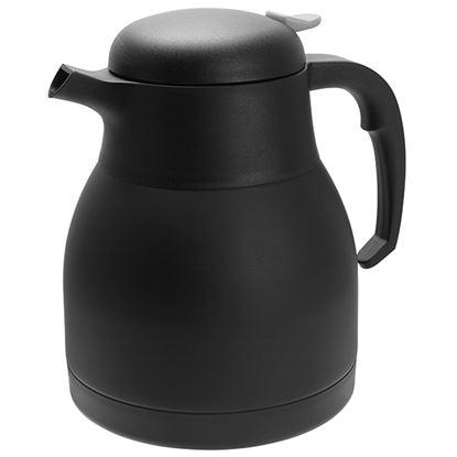 Picture of VACUUM JUG PUSH BUTTON 1ltr- BLACK