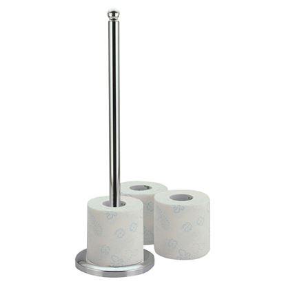 Picture of CHROME TOILET ROLL HOLDER