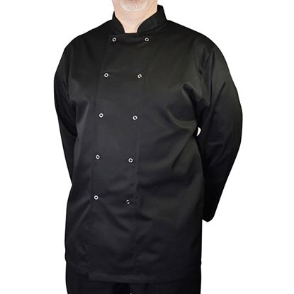 Picture of JACKET FULL SLEEVE BLACK X LARGE 62x77CM