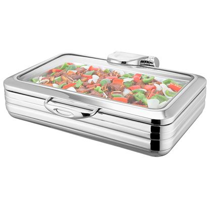 Picture of SICILY S/S INDUCTION CHAFER 1/1 8.5ltr