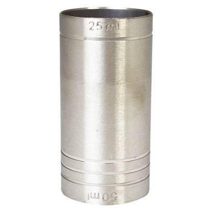 Picture of SPIRIT MEASURE STAINLESS STEEL 25/50ml